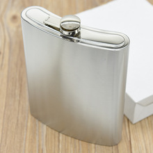 48oz Large Size Flagon Portable Stainless Steel Hip Flask Flagon Whiskey Wine Pot Bottle Gift Free Shipping -50