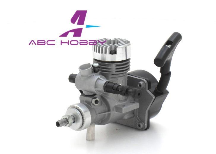 ASP Nitro Motor S15A 15AX 2.5CC Twee Voorraad voor vliegtuig Raden Prop8X4 RPM3000 20000-in Onderdelen & accessoires van Speelgoed & Hobbies op  Groep 1
