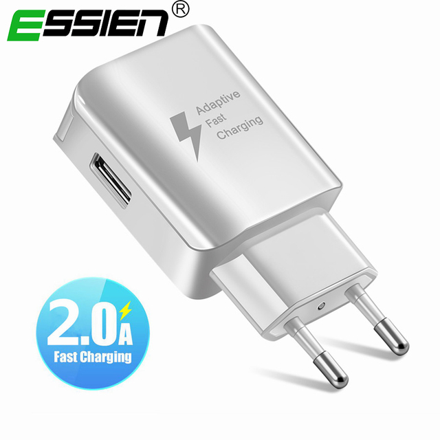 Phổ USB Điện Thoại Sạc EU MỸ Cắm Travel Tường Sạc Nhanh Adapter Điện Thoại Di Động Sạc Cho Samsung Xiaomi Huawei Máy Tính Bảng