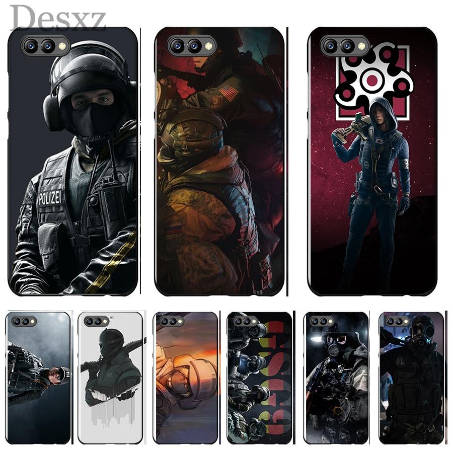 Briljant Telefoon Case Voltron Regenboog Zes Siege Yugioh Voor Honor 6a 7c 7x9 10 Lite Pro 8x Cover Protector