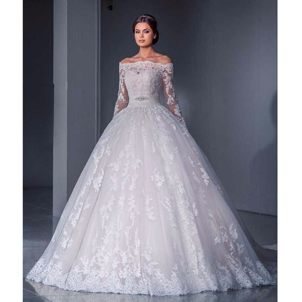 Online Get Cheap Purple White Wedding Dress -Aliexpress.com ...