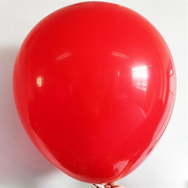 1pc 36Inch Giant Clear Balloon Latex Balloons Birthday Wedding Decoration Inflatable Helium Balloons Happy Birthday Party Ballon 3