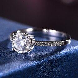Andy jewelry Mullite Кольцо Золотое на заказ платина PT950 кольца европейские и американские модные аксессуары