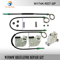 YD CAR STYLING WINDOW REGULATOR COMPLETE REPAIR KIT SET FOR VW T5 ELECTRIC WINDOW REGULATOR REPAIR KIT FRONT-RIGHT SIDE
