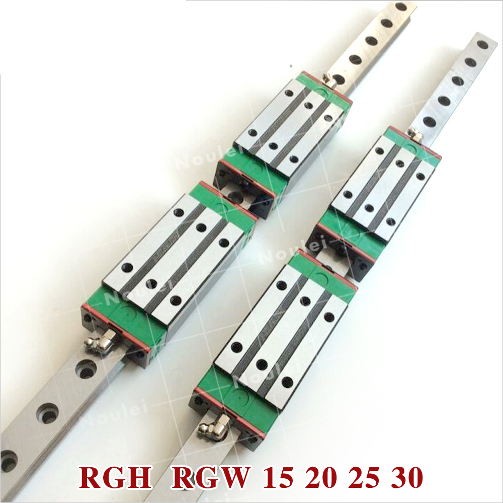 25 30 Go To Www Bing Com: HIWIN RGH RGW Linear Guide Rails RGW20CA Carriage Block