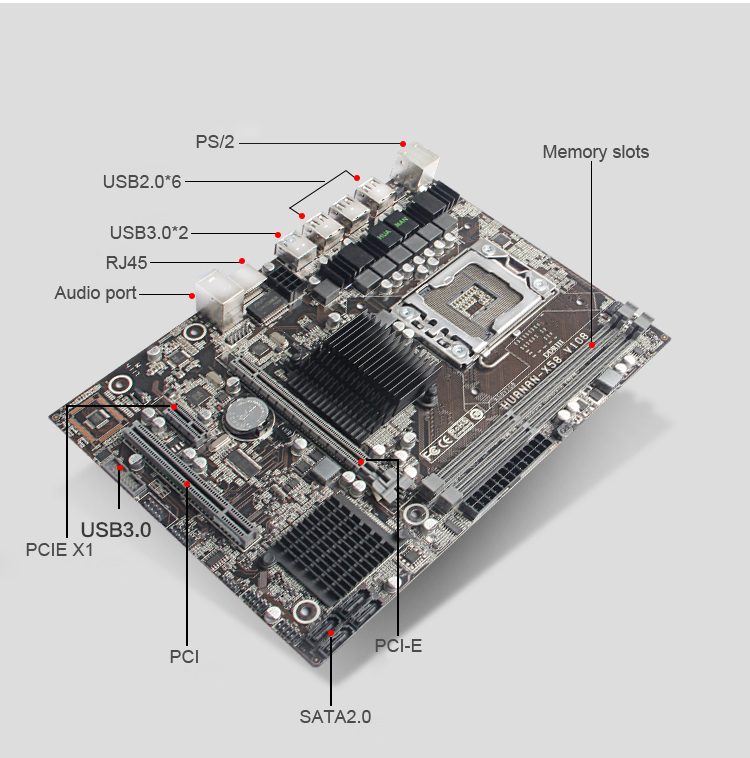 High Quality desktop motherboard