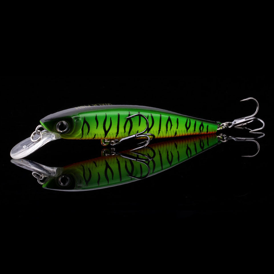 WALK FISH 2019 Professional Suspend JERKBAIT Fishing Lure 100mm 10g Wobbler Minnow Bass Pike Bait Lure Pesca Fishing Tackle
