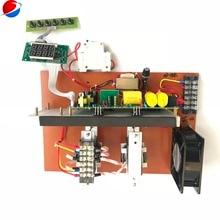 1000 вт ультразвуковой драйвер преобразователя pcb генератор 20 кГц, 25 кГц, 28 кГц, 30 кГц, 33 кГц, 40 кГц для очистки частоты