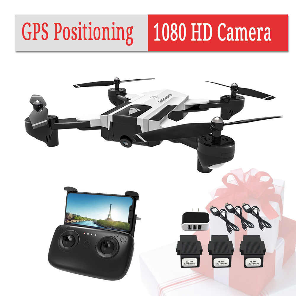 SG900 SG900S SG900-S X192 Gps Quadcopter Met 1080P Hd Camera Rc Helicopter Vast Punt Wifi Fpv Drone Volg Mij modus