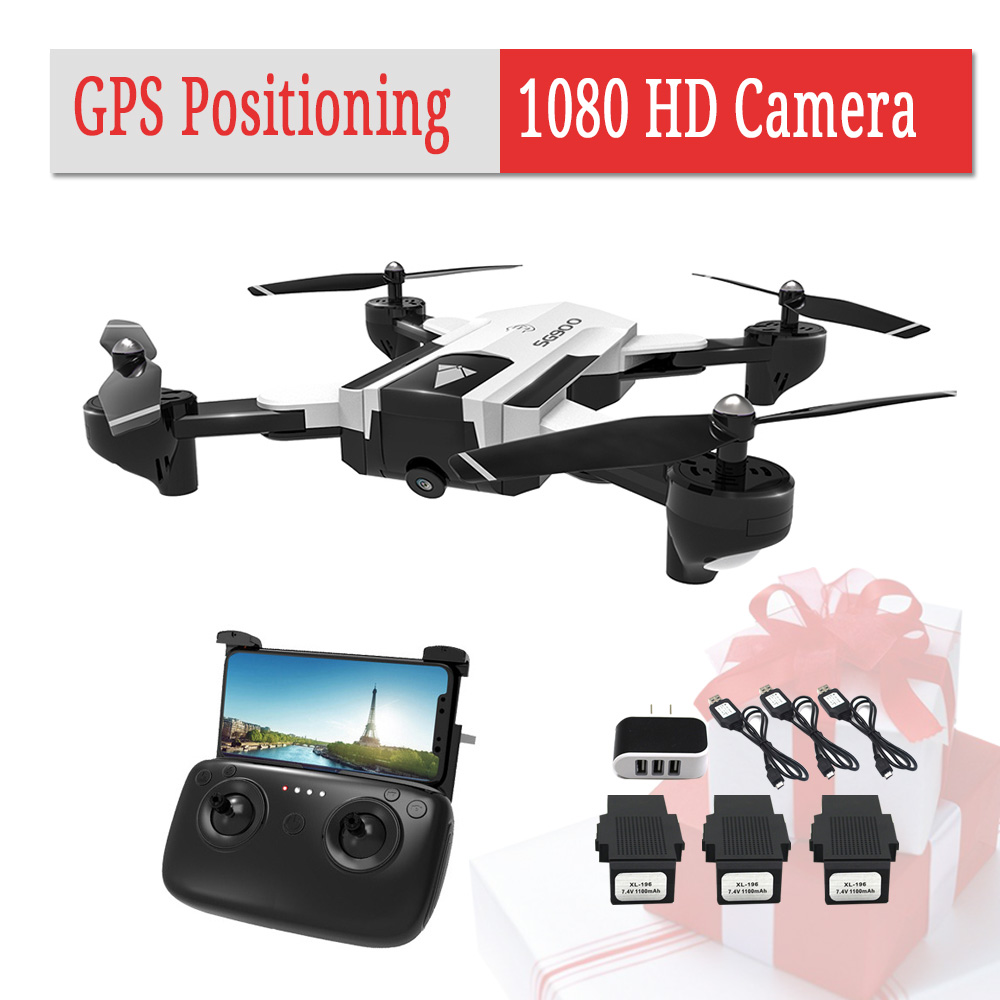 SG900 SG900S SG900-S X192 GPS Quadcopter With 1080P HD Camera Rc Helicopter  Fixed Point WIFI FPV Drone Follow Me Mode