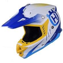 Cascos de Carreras de Motocross Casco Off Road Rally Profesional Hombres Casco de La Motocicleta Bici de La Suciedad capacete Moto casco
