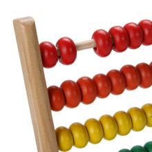 Colorful Wooden Toy Abacus for Kids