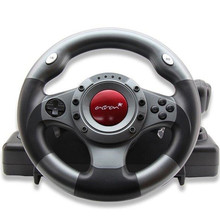 PC simulation computer game steering wheel vibration supports 360 free driver driving the car to learn to drive Need for Speed