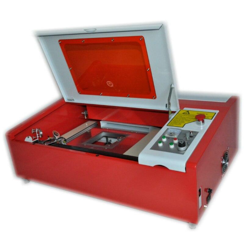 2018 Upgraded 40w k40 3020 Laser Engraver cutter machine up