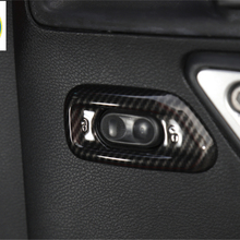 Interior-Mouldings Trim Door-Button Jeep Wrangler Yimaautotrims for ABS Inside Switch-Control
