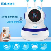 IP Wifi Security Camera Cloud Storage 1080P Wi Fi Mini Onvif PTZ Ipcam P2P Home Baby