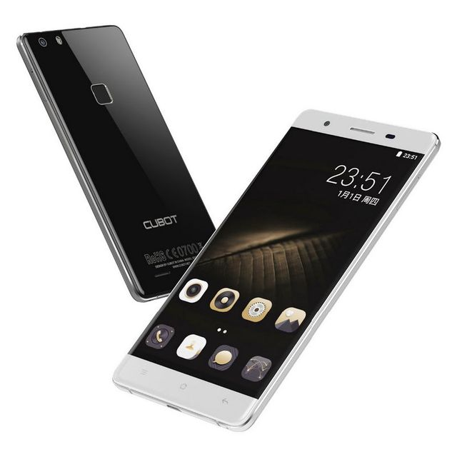 Original CUBOT S550 Pro 3GB RAM+16GB ROM Smartphone Android 5.1 MTK6735 Quad Core Cell Phone 5.5 Inch 4G LTE Mobile Phone