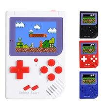 Retro Mini Handheld Game Player Embutido 129 Clássico Sem Repetição para FC Jogos Portátil Consola de jogos de Vídeo para Crianças Presente para crianças