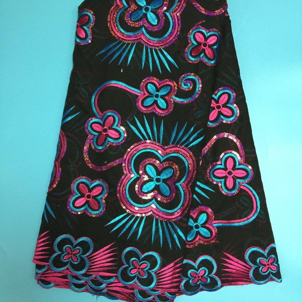Nigerian Fabric Quality African