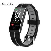 Accalia Fitness tracker JW2.0 Men Women Watch Activity Tracker wristband Heart Rate Blood Pressure