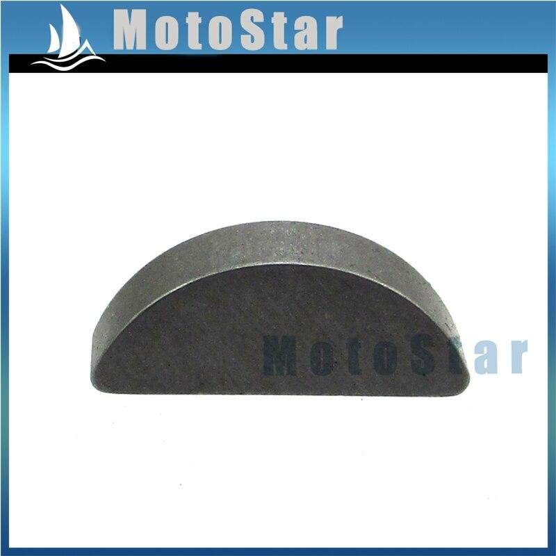 Crankshaft Flywheel Woodruff Key For Honda GX120 Chinese GX160 GX200 Replicas
