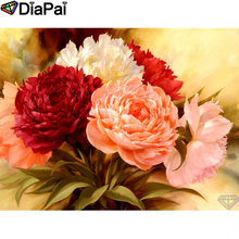 DIAPAI Diamond Painting 5D DIY 100% Full Square/Round Drill Flower landscape Diamond Embroidery Cross Stitch 3D Decor A24567 diapai 100% full square round drill 5d diy diamond painting flower landscape diamond embroidery cross stitch 3d decor a21095