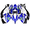Blue Complete Fairing Kit For Yamaha TMAX T-MAX 530 XP530 2015 Injection ABS Plastic Motorcycle Fairing Kit Cowlings