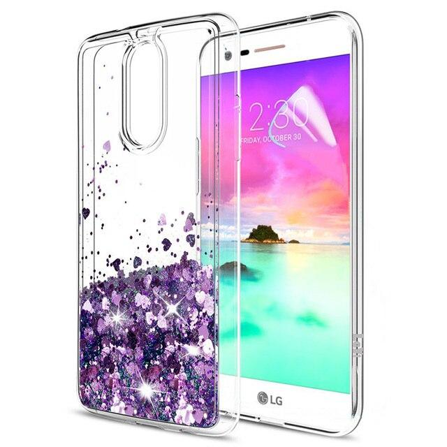 Purple Phone case lg k20 tp260 5c64f48292a54