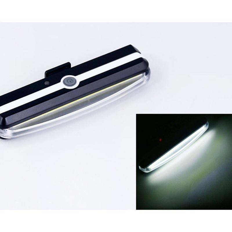 SOLLED 26 LED USB Rechargeable Tail Light Red Intensity Fits On Any Road Bikes,Installation for Cycling Safety Flashlight