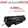 Crg725 crg925 cartucho de toner para canon lbp 6000 6018 6020 6030 6040 laser toner 4000 páginas mf3010