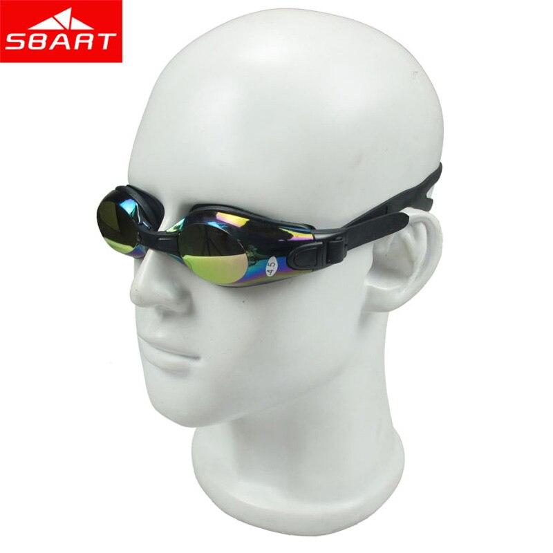 3c4098030da Black UV Nearsighted Prescription Corrective Optical RX Lenses Swimming  Goggles.