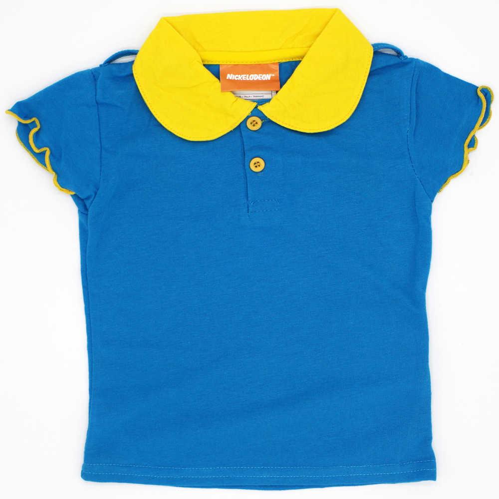 13e9f8ce Newborn 1-4 Years High Quality Boys Girls Polo Shirt Brand Tee Children's  Clothing Kids