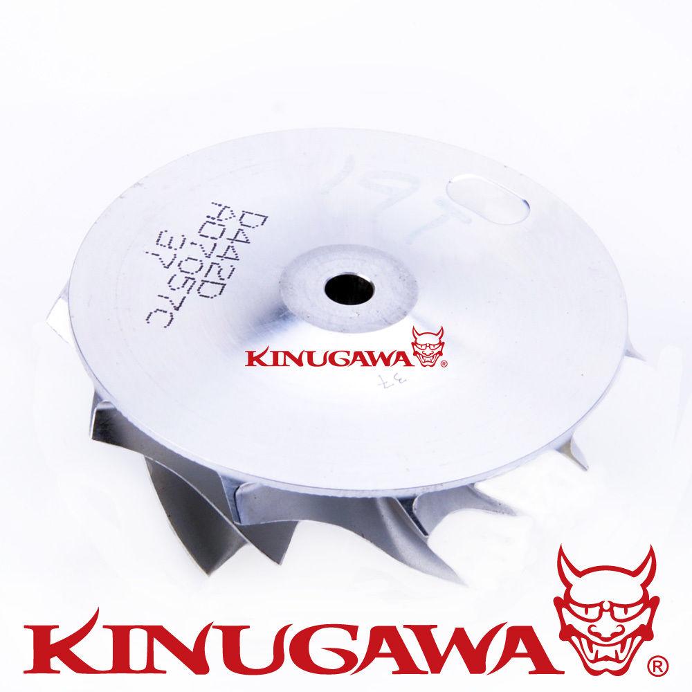Kinugawa Turbo Billet Compressor Wheel 46.02/58mm 5+5 for VOLVO S70 / for SUBAR Liberty GT TD04HL-19T