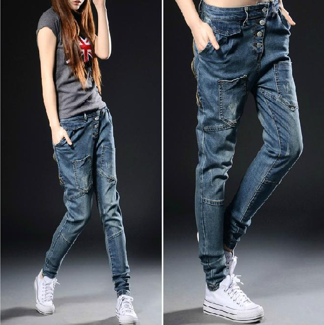 Online Buy Wholesale women designer jeans from China women