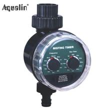 Новое поступление, запотевающий шаровой клапан, таймер для полива секунд, автоматический электронный таймер для воды, контроллер для домашнего сада#21025M2