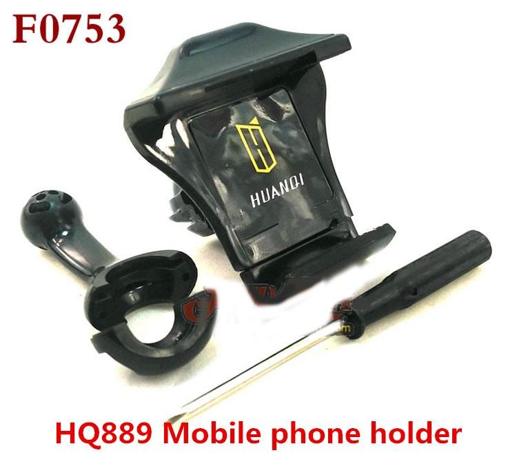 Original High quality Mobile phone holder HuanQi 899 HQ899 font b RC b font Quadcopter Drone