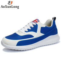 Men's Casual Shoes Autumn Fashionable Shoes Breathable Fiber Cotton Men's Flats Shoes outdoor Runner Big Size 39-47 X 11 12 13
