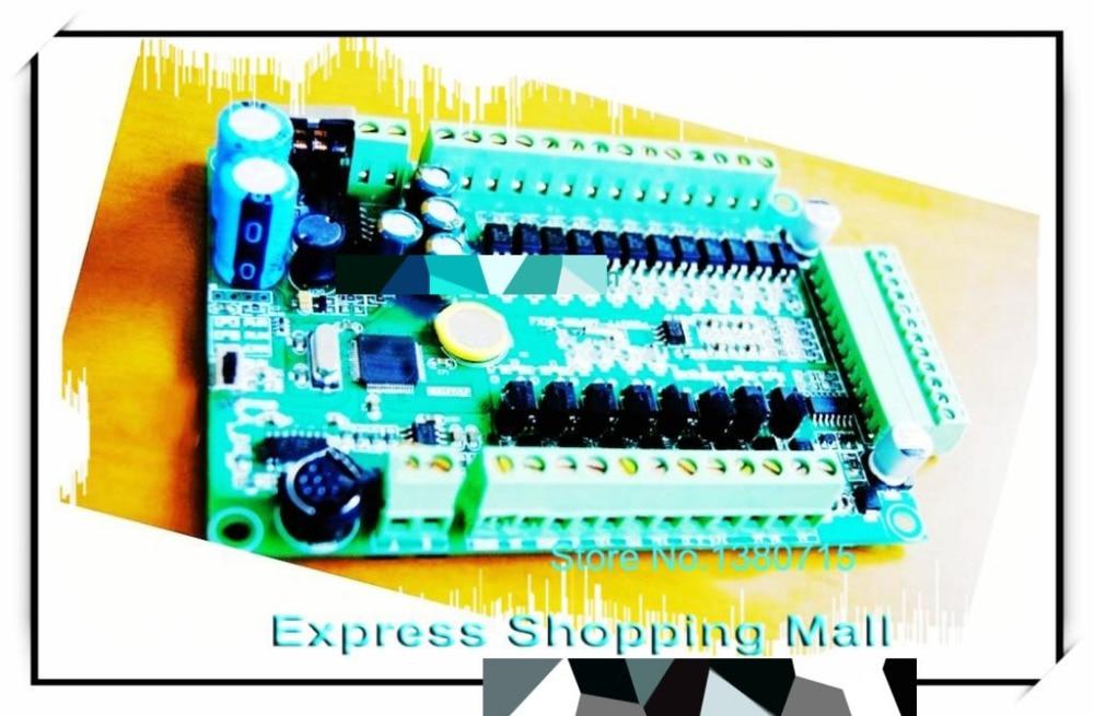NEW FX1S-20MR-4AD2DA Module board Clock Modbus 24VDC analog input output Relay output for PLC digital input output module isolated 8di 8do modbus communication wp8028adam