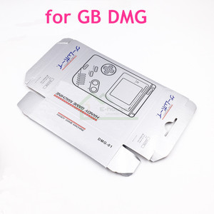 Image 5 - For GBA GBC GBA SP GB DMG Game Console New Packing Box Carton for Gameboy Advance New Packaging