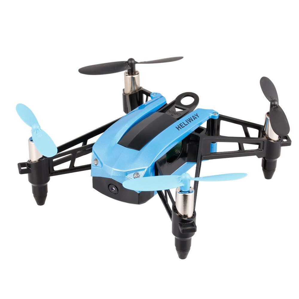 HELIWAY 903HS 2.4Ghz High Speed Selfie Drone Racing Quadcopter WIFI FPV 720P 2.0MP HD Camera Height Hold G-Sensor RC Quadcopter