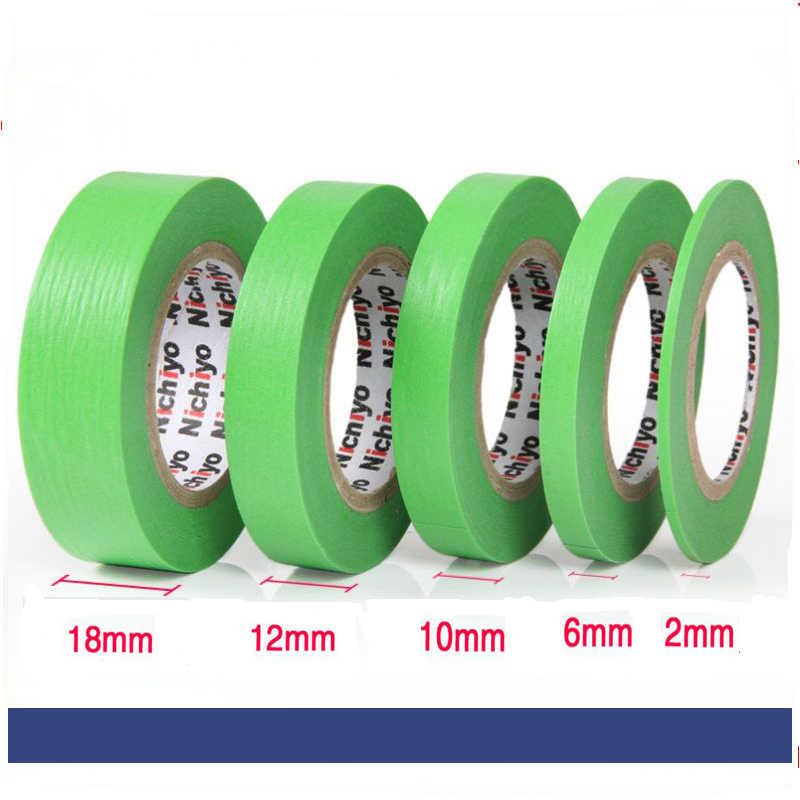 Penyemprotan Nitro Cat Khusus Masking Tape Model Khusus Masking Tape 2-18 Mm Model Hobi Lukisan Alat Aksesori