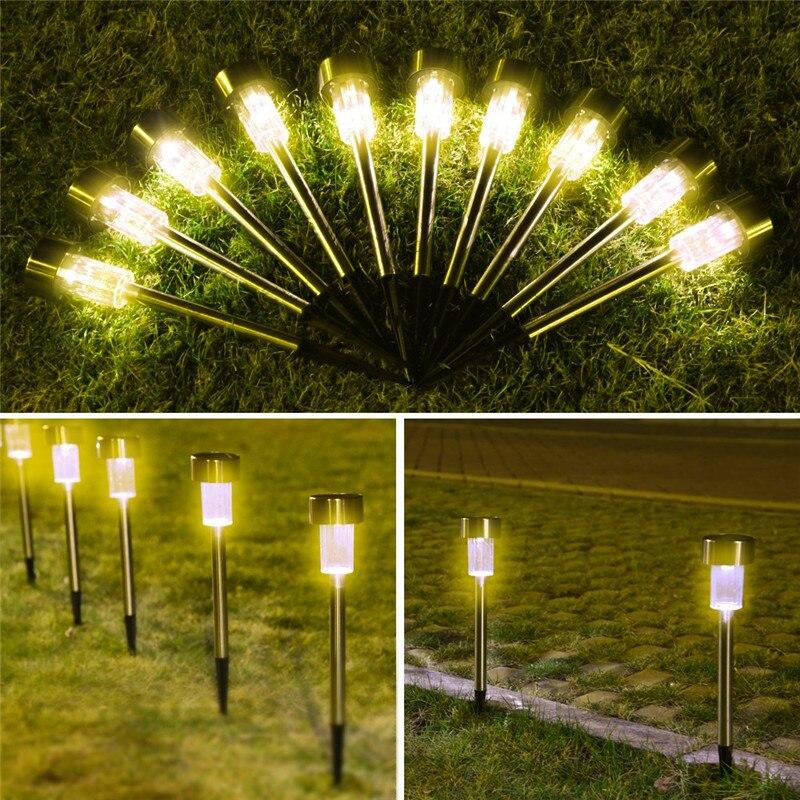 luzes paisagem ao ar livre ponto luzes 04