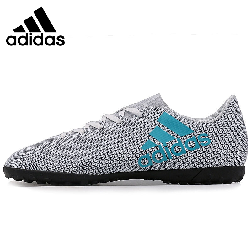 Original New Arrival 2017 Adidas X 17.4 TF Men's Football Soccer Shoes Sneakers tiebao a13135 men tf soccer shoes outdoor lawn unisex soccer boots turf training football boots lace up football shoes