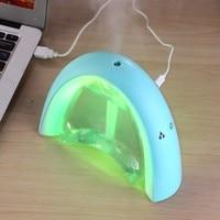 2016 NEW Message Board LED Light USB Ultrasonic Humidifier DC 5V 400ML Creative Gift Air Purifier