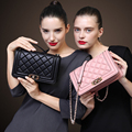 ZOOLER 2016 New arrival genuine leather handbags classic black woman bags famous brand  woman shoulder bags for ladies#S-2919