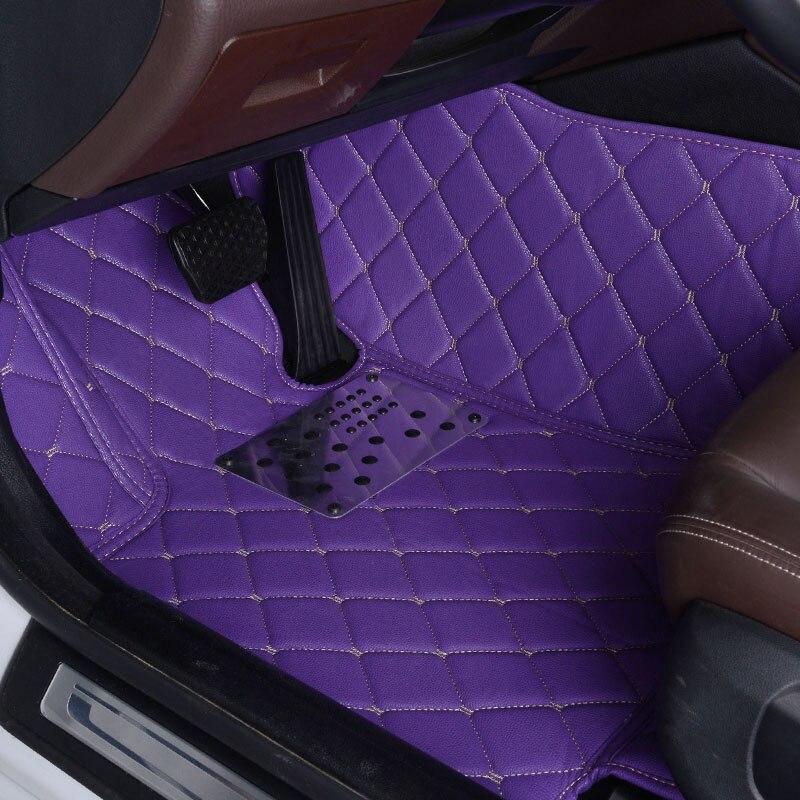 380bd1340 Wholy محاطة الحصير سيارة ل bmwx3 Peugeot508 408 subaruoutback صالح ماليبو  سوزوكي وفا المضادة للانزلاق 5 7seats