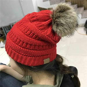 c75ecb0c10d MYZOPER Woman Winter Beanie For Hats Knitted Female Caps