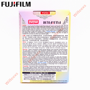 Image 5 - 20 Sheets Fujifilm Fuji Instax Mini 8 New Macaron+Stained glass Film For 11 7 8 9 50s 7s 90 25 Share SP 1 SP 2 Instant Cameras