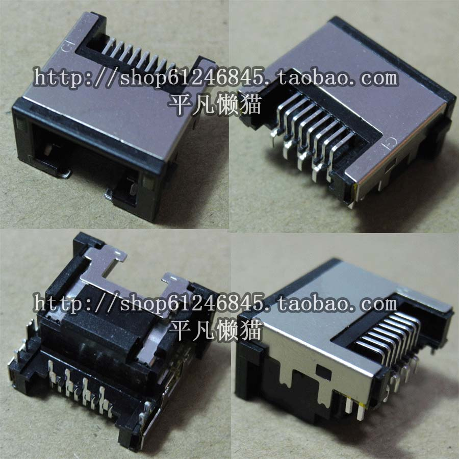 NEW for Lenovo E49 E49A E49L E49AL Network USB JACK Female Type-A plug connector