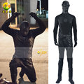 The Flash Zoom Cosplay Costume Dwyane Wade Mask Cos Accessories Full Suit Include the Shoes and Gloves MZX-157-05